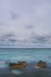 Noorse waterscape Royalty-vrije Stock Afbeeldingen