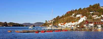 Noorwegen stock afbeelding