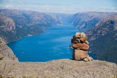 noorwegen Royalty-vrije Stock Fotografie