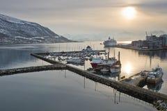 noorwegen Stock Foto