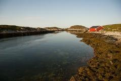 Noorwegen Froya Royalty-vrije Stock Foto's