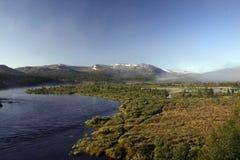 Noorwegen - Jotunheimen Stock Foto's