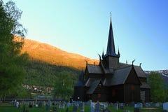 Noorwegen - Jotunheimen Stock Foto