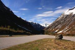 Noorwegen - Jotunheimen Stock Afbeeldingen