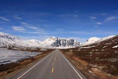 Noorwegen - Jotunheimen Royalty-vrije Stock Afbeelding