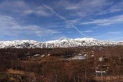 Noorwegen - Jotunheimen Royalty-vrije Stock Afbeeldingen