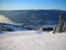 noorwegen Lillehammer Stock Foto