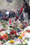 Noorwegen na aanvallen Royalty-vrije Stock Fotografie