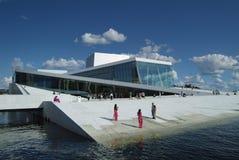 Noorwegen, Oslo royalty-vrije stock foto's