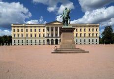 Noorwegen, Oslo Royalty-vrije Stock Foto