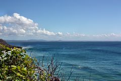 Noosa National Park view stock images