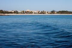 noosa plażowy kurort Fotografia Royalty Free