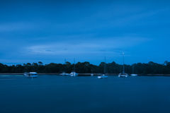 Noosa river Stock Photos