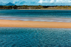 Noosa River royalty free stock images