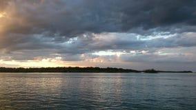 Noosaville rzeka Fotografia Stock