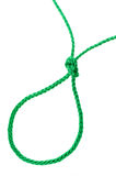 Noose from a cord Stock Image