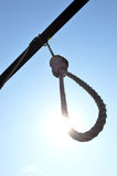 Noose Royalty Free Stock Images
