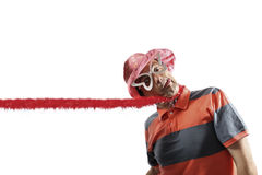 Noose guy Royalty Free Stock Images