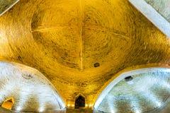 Nooshabad Ondergrondse Stad 03 royalty-vrije stock afbeelding