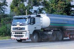 Nopparat Petroleum Oil Truck Stock Image