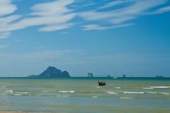 Nopparatthara Beach Royalty Free Stock Photo