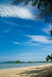 Nopparatthara Beach Royalty Free Stock Photography