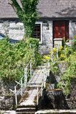 Nora Barnacle Way, jetzt veraltet, Galway, Irland stockfotografie