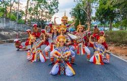Nora. Classical Thai tune Stock Photos