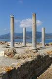 Nora Ruins Sardinia photo libre de droits