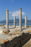 Nora Ruins Sardinia Royalty Free Stock Photo