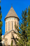 Norashen Holy Mother of God Church in Tbilisi Stock Photography