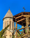 Norashen Holy Mother of God Church in Tbilisi Royalty Free Stock Photos