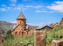 Noravank亚美尼亚: 库存图片