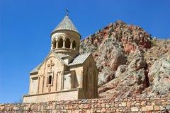 Noravank修道院,亚美尼亚 免版税库存图片