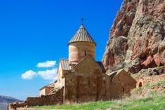 Noravank修道院,亚美尼亚 图库摄影