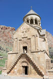 Noravank修道院,瓦约茨佐尔省,亚美尼亚 库存照片