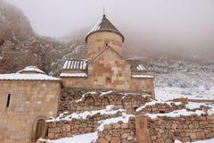 Noravank, Αρμενία Στοκ Εικόνες