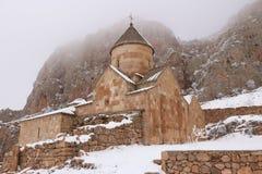 Noravank, Αρμενία Στοκ εικόνα με δικαίωμα ελεύθερης χρήσης