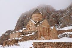 Noravank, Αρμενία Στοκ Εικόνα
