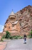 Noravank Armenien: arkivbild