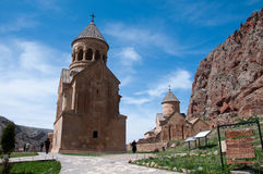 Noravank complex stock photography