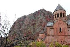 Noravank kloster Armenien Royaltyfri Bild