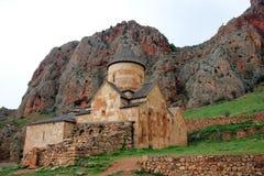 Noravank kloster Armenien Fotografering för Bildbyråer