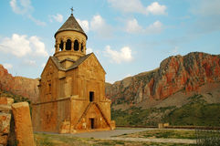 Noravank monastery, 13th century, Armenia Stock Photos