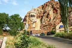 Noravank monastery Royalty Free Stock Image