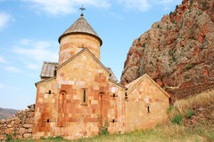 Noravank monastery Royalty Free Stock Images