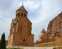 Noravank Monastery in Armenia Royalty Free Stock Images