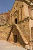 Noravank  monastery first floor entrance Royalty Free Stock Photos