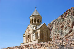 Noravank monastery. Old Armenian 13th century monastery stock image