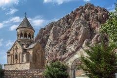 Noravankklooster, de Kerk van de Vergine Santa Surb Astvats Stock Afbeelding